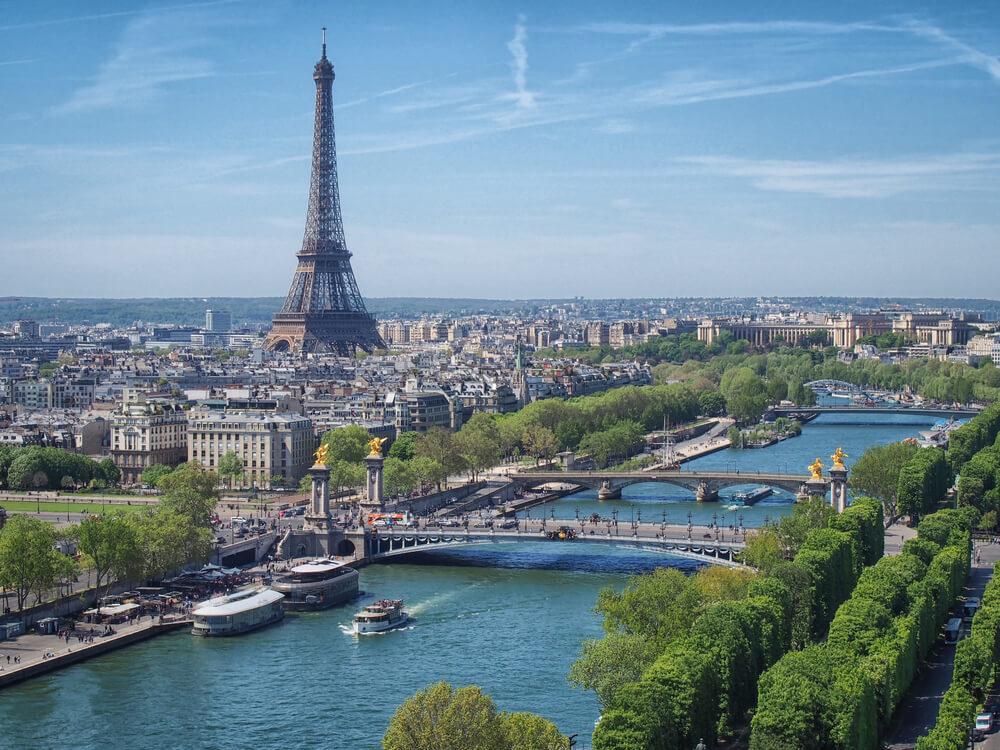 נהר בצרפת: הסן למשל
