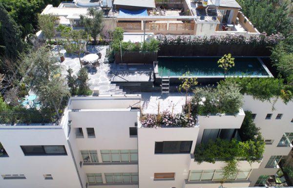 אין כאלה פנטהאוזים בתל אביב. נקודה.