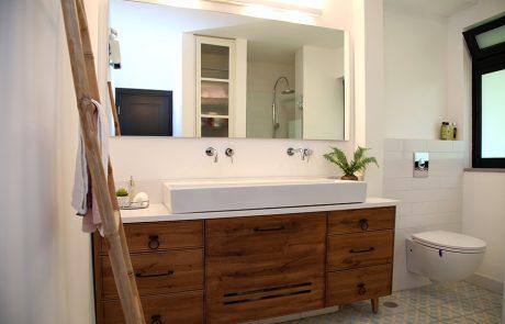 כללים לתכנון חדר רחצה (או האמבטיה…)