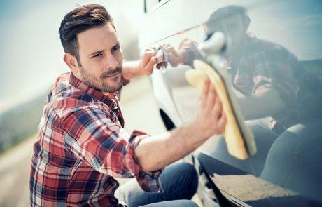 7 סימנים שאתה יודע לפנק את האוטו שלך