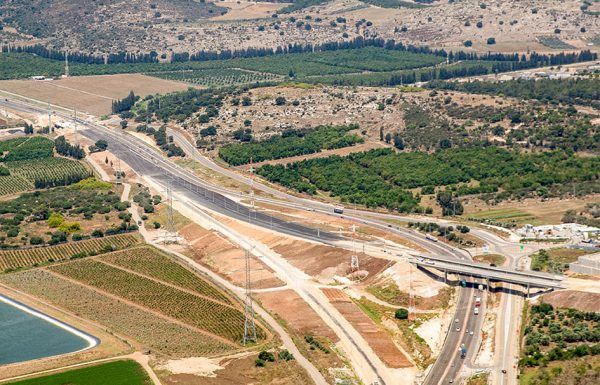 """מחברים את המרכז לצפון: תגידו יפה מזל טוב לכביש 6 שגדל ב-5 ק""""מ (ובקרוב ב-16 ק""""מ נוספים)"""