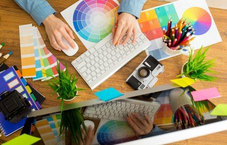 מה יותר שווה ללמוד: עיצוב גרפי או עיצוב אתרי אינטרנט? בעצם, למה לא את שניהם…?